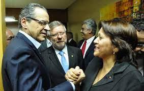 Fátima Bezerra confirma conversa com Henrique Alves para o final de semana  - Blog do Seridó